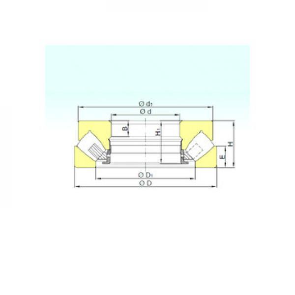 22228EMW33 SNR Підшипники тяги