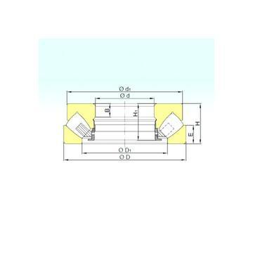 RB 13015 ISB Підшипники тяги